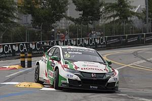 WTCC Qualifying report Portugal WTCC: Michelisz takes dominant pole for Honda