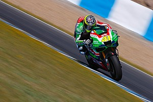 MotoGP Breaking news Aprilia set to run new chassis, gearbox in coming races