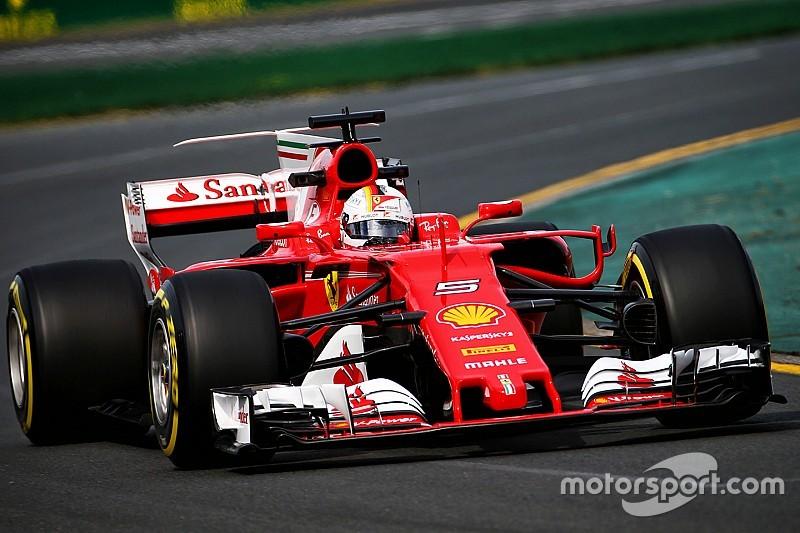 Fotovergleich: Das sind die Formel-1-Autos 2017