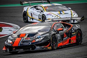 Lamborghini Super Trofeo Gara Al Nürburgring Grenier e Spinelli festeggiano in Gara 1 il loro quarto successo