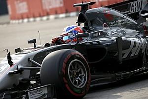 Formule 1 Réactions Grosjean doute de la Q2 pour Haas