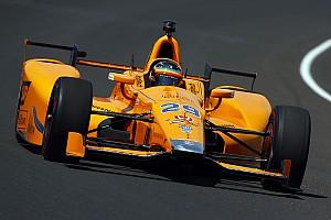 IndyCar Trainingsbericht Indy 500 2017: Fernando Alonso im Rookie-Training an der Spitze