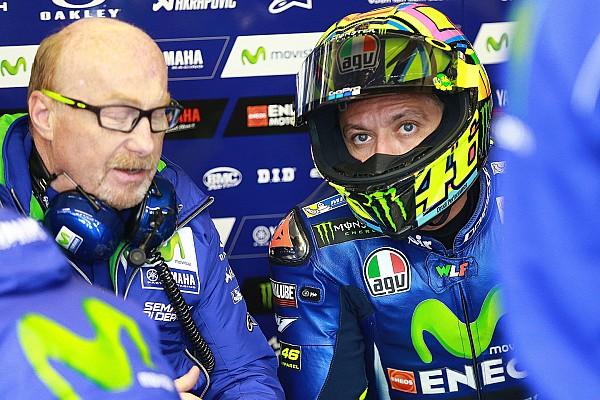 MotoGP Últimas notícias Sem fraturas, Rossi recebe alta de hospital