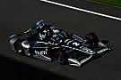 Josef Newgarden perplexe après son crash en essais