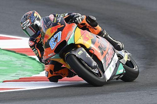 Hasil Moto2 Emilia Romagna: Remy Gardner Penalti, Raul Fernandez Crash