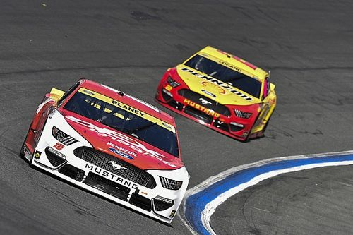 Team Penske in danger of being locked out of Championship 4