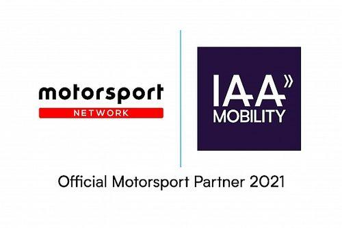 """شبكة موتورسبورت تصبح الشريك الرسمي لـ """"إي.إيه.إيه موبيليتي"""" في ميونيخ"""