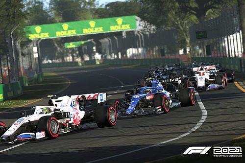 Las valoraciones a los pilotos en el videojuego 'F1 2021' dan que hablar