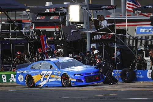 Spire Motorsports crew chief suspended; team adds new driver