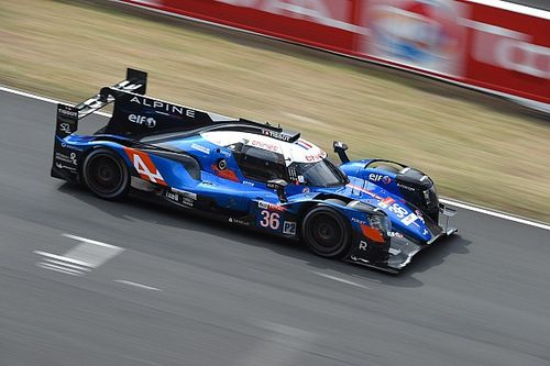 WEC to require two amateurs in LMP2 line-ups in 2021