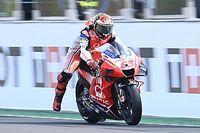 GP d'Émilie-Romagne: les meilleurs tours en course