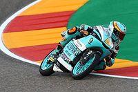 Moto3 Aragon: Jaume Masia jubelt nach starker Aufholjagd