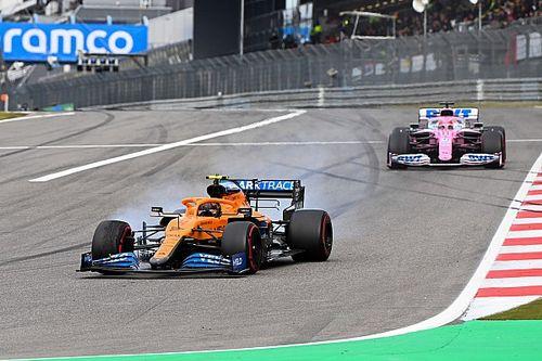 McLaren analiza su controvertido nuevo concepto y lo lleva a Portugal