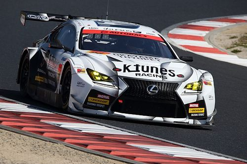 Lexus to stay on SUPER GT grid as K-Tunes commits to RC F