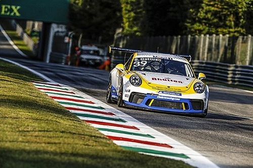 Carrera Cup Italia, Gattuso sulla terza 911 GT3 Cup by Ombra