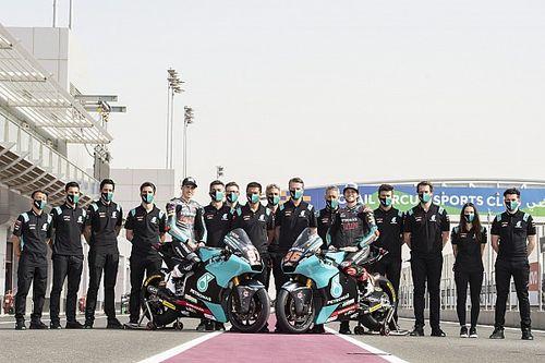 Petronas Sprinta Racing Evaluasi Kinerja Vierge-Dixon