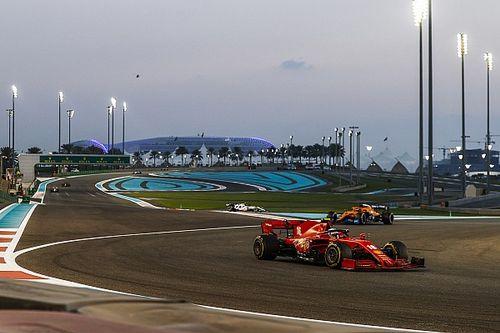 Abu Dhabi cambia il layout della pista per migliorare lo show