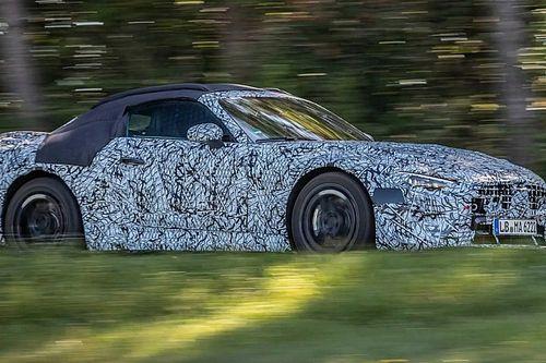 Elárulta a Mercedes, mi lesz az AMG GT Roadster és az SL Roadster sorsa