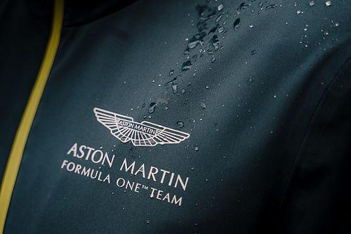 VIDEO: coche para el regreso de Aston Martin a F1 ya tiene nombre