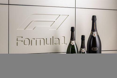 Idén már Ferrari pezsgővel ünnepelhetnek a pilóták a dobogón