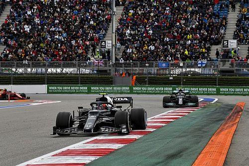 A Mercedes szerint ezért nem tudott felzárkózni a pontszerző helyek közé Bottas a száraz pályán