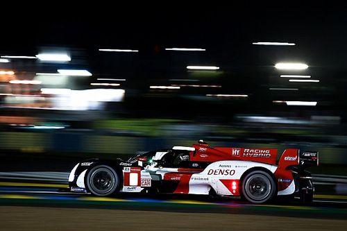 Le Mans 24 Saat: Kobayashi pole pozisyonunda, Toyota 1-2