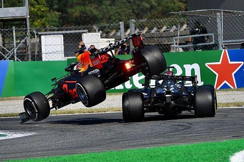 В Mercedes рассказали о повреждении болида Хэмилтона после аварии