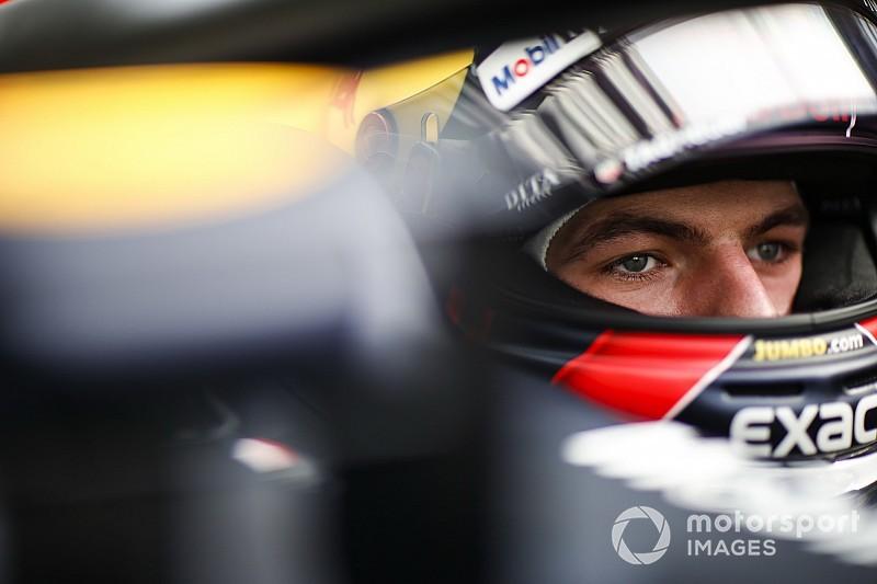 Renault pede para Verstappen manter foco no carro