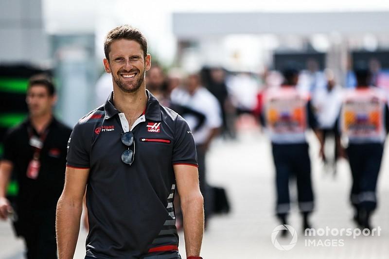 Haas, Grosjean a rischio: con un'altra penalità di 2 punti sarà costretto a saltare un GP!