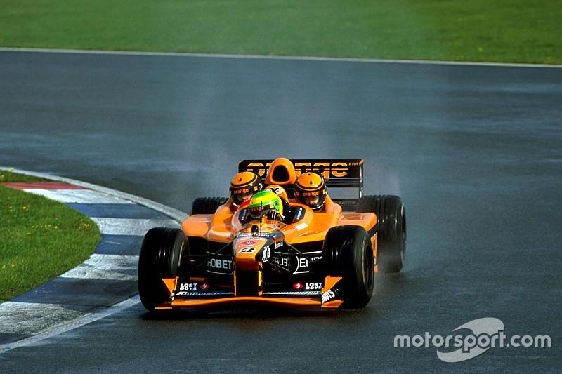 C'était un 11 janvier : l'étonnante Arrows F1 triplace