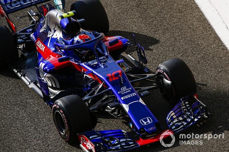 Accrochage avec Grosjean: Gasly accuse les pneus