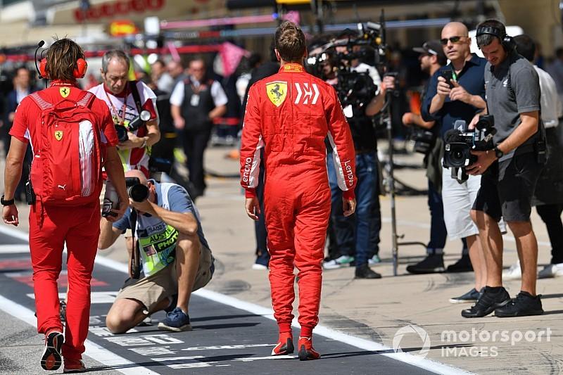 El 2018 de Vettel y Ferrari: otra vez en la orilla