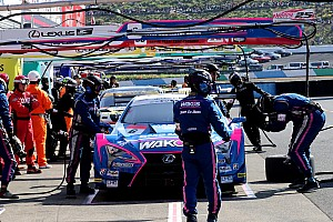 脇阪寿一「ピットのロスがなかったら、表彰台を狙うことは充分に可能だった」LEXUS TEAM LEMANS WAKO`Sドライバー/監督コメント
