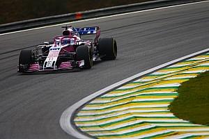 Perez verwacht 'grootse dingen' van Force India in 2019