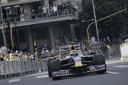 El día que un Fórmula 1 despertó a una ciudad