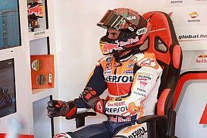 Le team de Márquez n'était pas prêt à sa longue absence