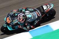 Quartararo, MotoGP test kurallarını ihlal ettiği için ceza aldı