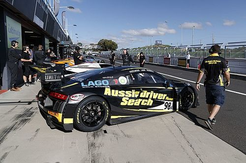 Supercars team denies explosive claims from failed talent search