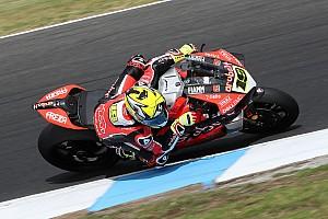 Race 1 WorldSBK Australia: Debut mengesankan Bautista