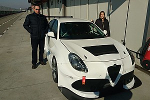 PRS Motorsport pronta per una nuova avventura con l'Alfa Romeo