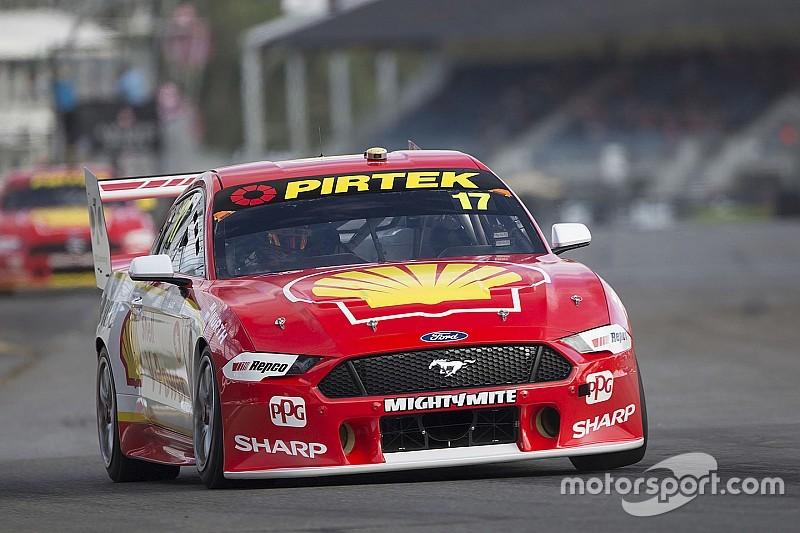Adelaide 500: McLaughlin beats Red Bulls in Practice 2