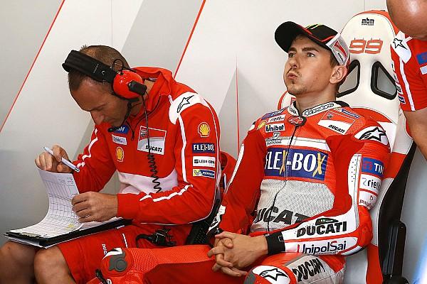 MotoGP Jorge Lorenzo sokkal rosszabb eredményre számított a Sachsenringen
