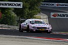 DTM Mercedes switch