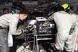 Le Mans Noticias de última hora Los mecánicos de Porsche, grandes triunfadores de Le Mans
