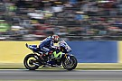 【MotoGP】フランス決勝:最終周ロッシが転倒。ビニャーレス優勝