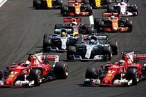 F1 Noticias de última hora Hamilton cree que Ferrari perdió menos puntos que Mercedes