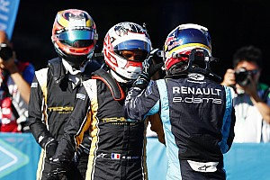 """Formula E BRÉKING Videón és egészen közelről Buemi balhéja a társaival: """"Ba**d meg"""""""