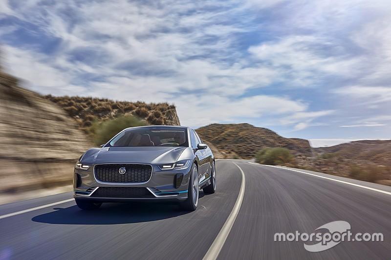 Jaguar I-Pace: het stijlvolle alternatief voor de Tesla Model X