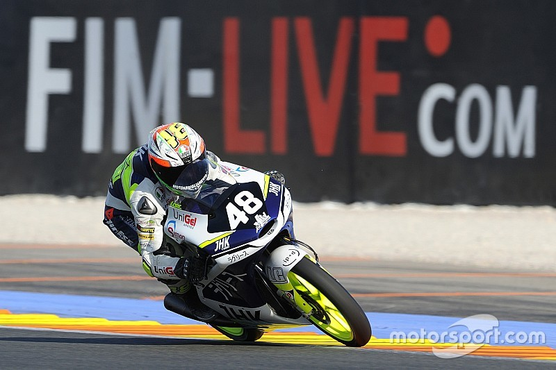 Dalla Porta juara CEV Moto3 musim 2016