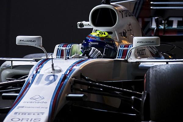 ثلاثة سائقين يتنافسون على المقعد الثاني في ويليامز لموسم 2018